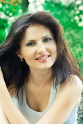 Ukrainsk dame Anna for dating